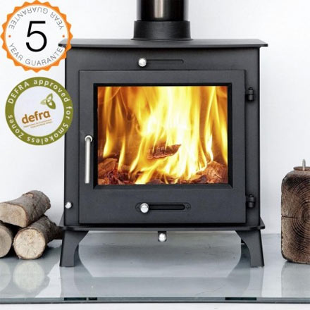 Ottawa 12kw wood burning stove - Defra-approved