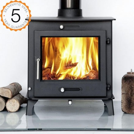Ottawa 12kw wood burning stove - Defra-approved version also available