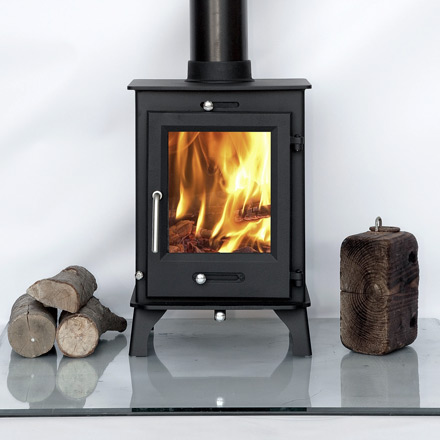 5kw wood burning stove - Defra-approved